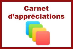 carnet_appreciation